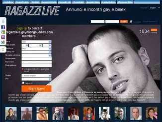 incontri gay su ragazzilive.info