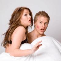 I segnali dell'infedeltà coniugale