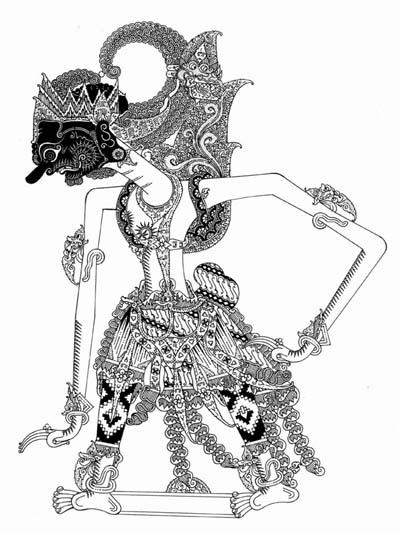 Wayang Lan Gamane