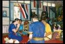 Craig receives grading from Buddhai Swan Thailand