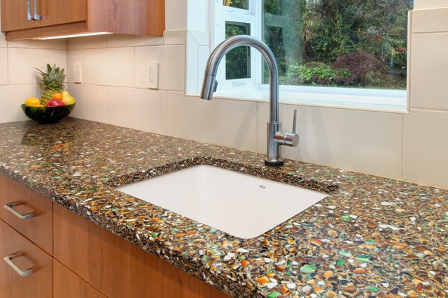 Recycled Gl Countertop
