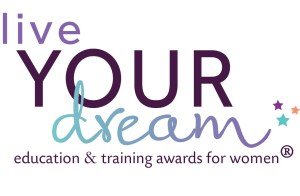 Live Your Dream Award Logo