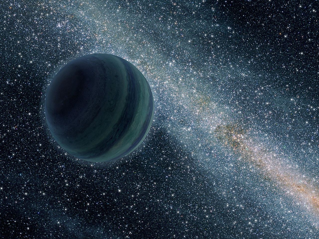 Real pics of the planets in our solar system