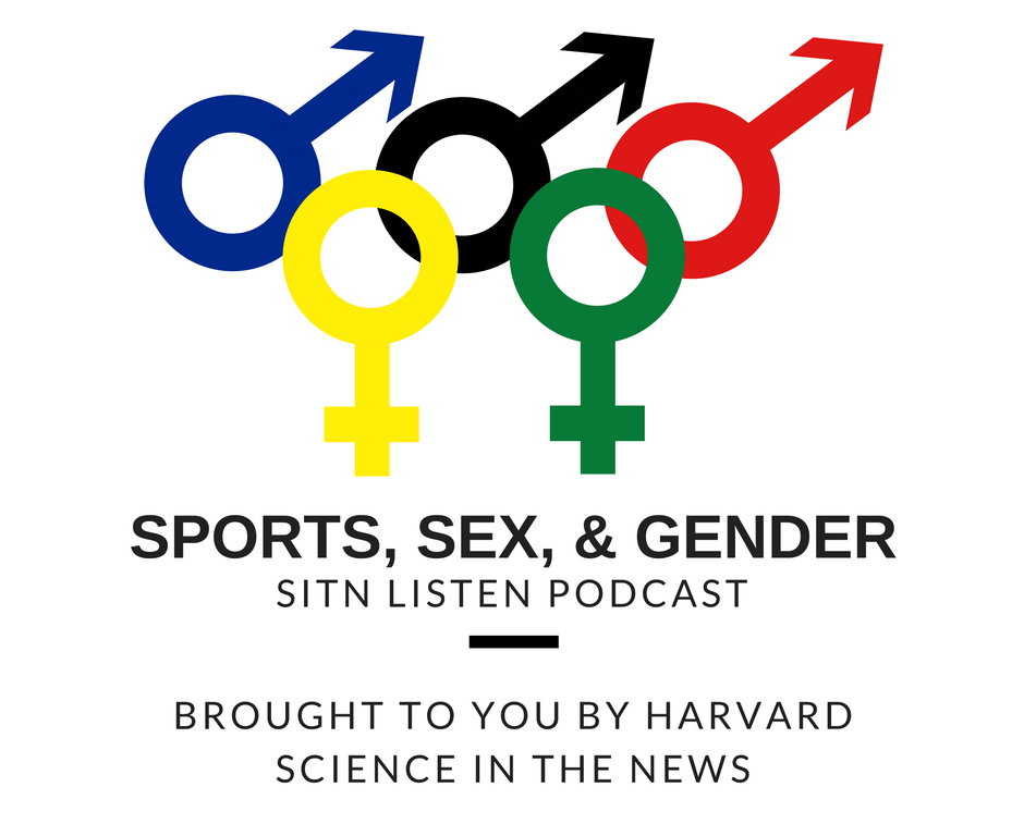 Episode 10: Sports, Sex, and Gender - Science in the News
