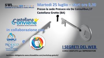 evento castellana grotte