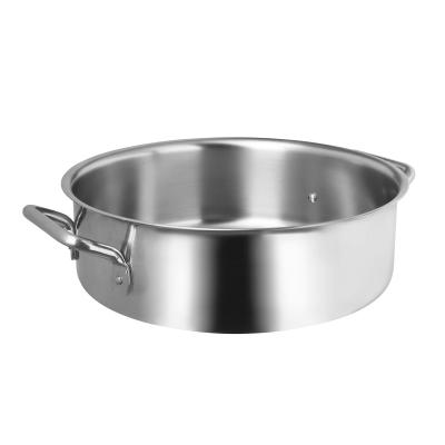STAINLESS RONDEAUS