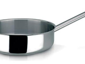 Stainless Steel Pro1 Fry Pan | Deep Fry Pan