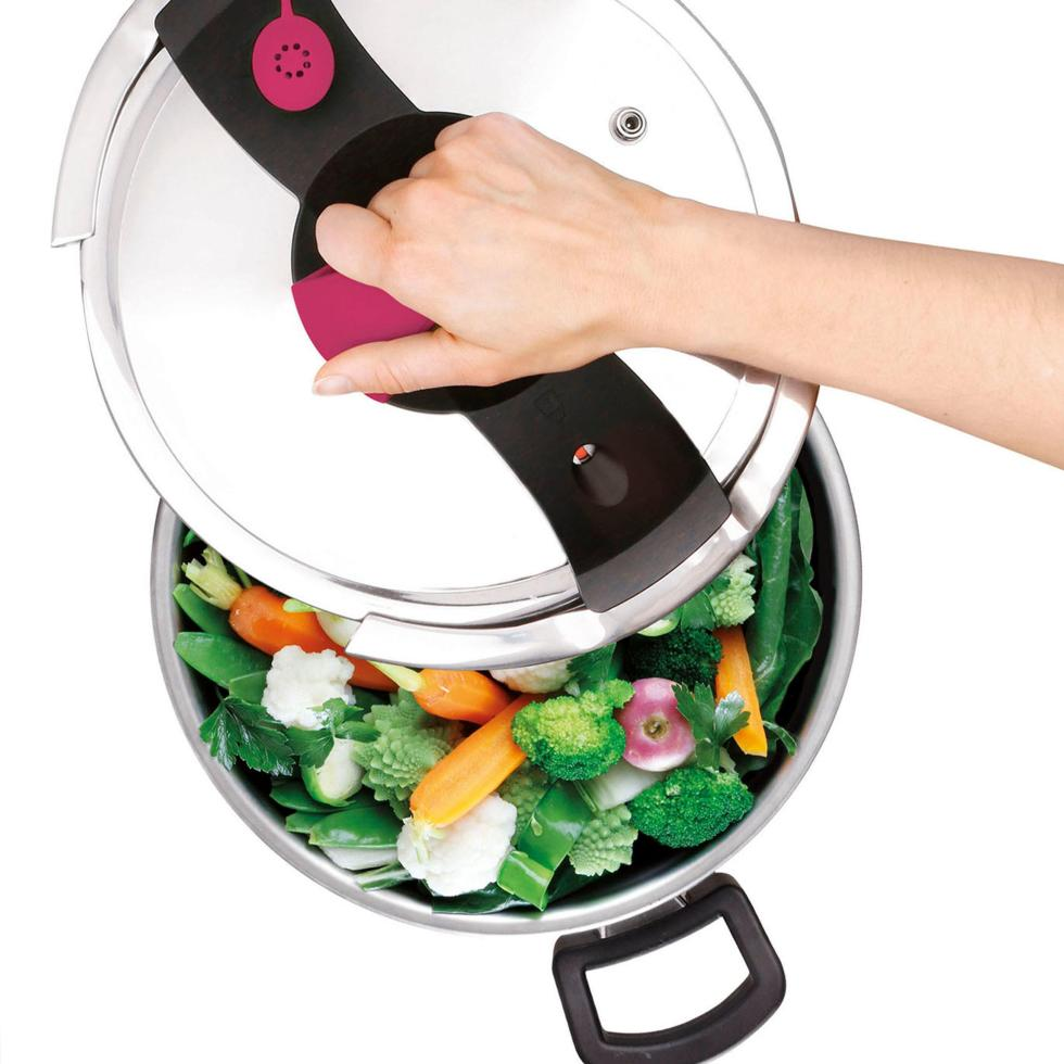 Pressure cooker one hand open sitrapro