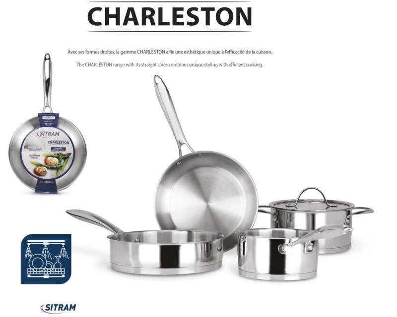 Charleston Cookware Line