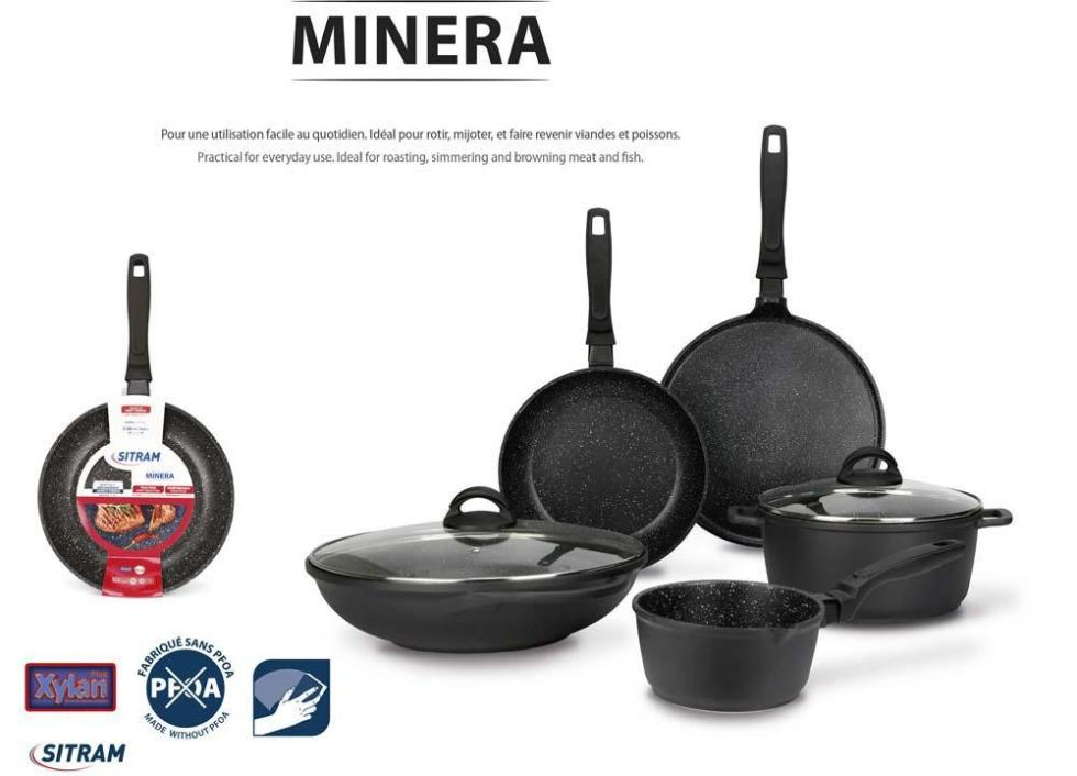 Minera Cookware line