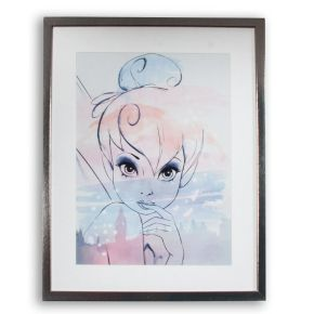 Tink Watercolour Disney Gallery