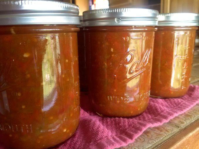 Grandma's Chili Sauce | Chili Sauce Recipe - Ball® Fresh