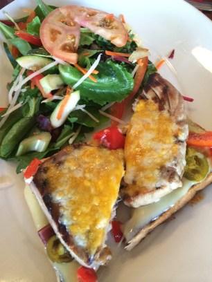 Tun sandwich = Actual filet of tuna!