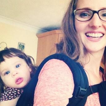 Mummy and Tallulah