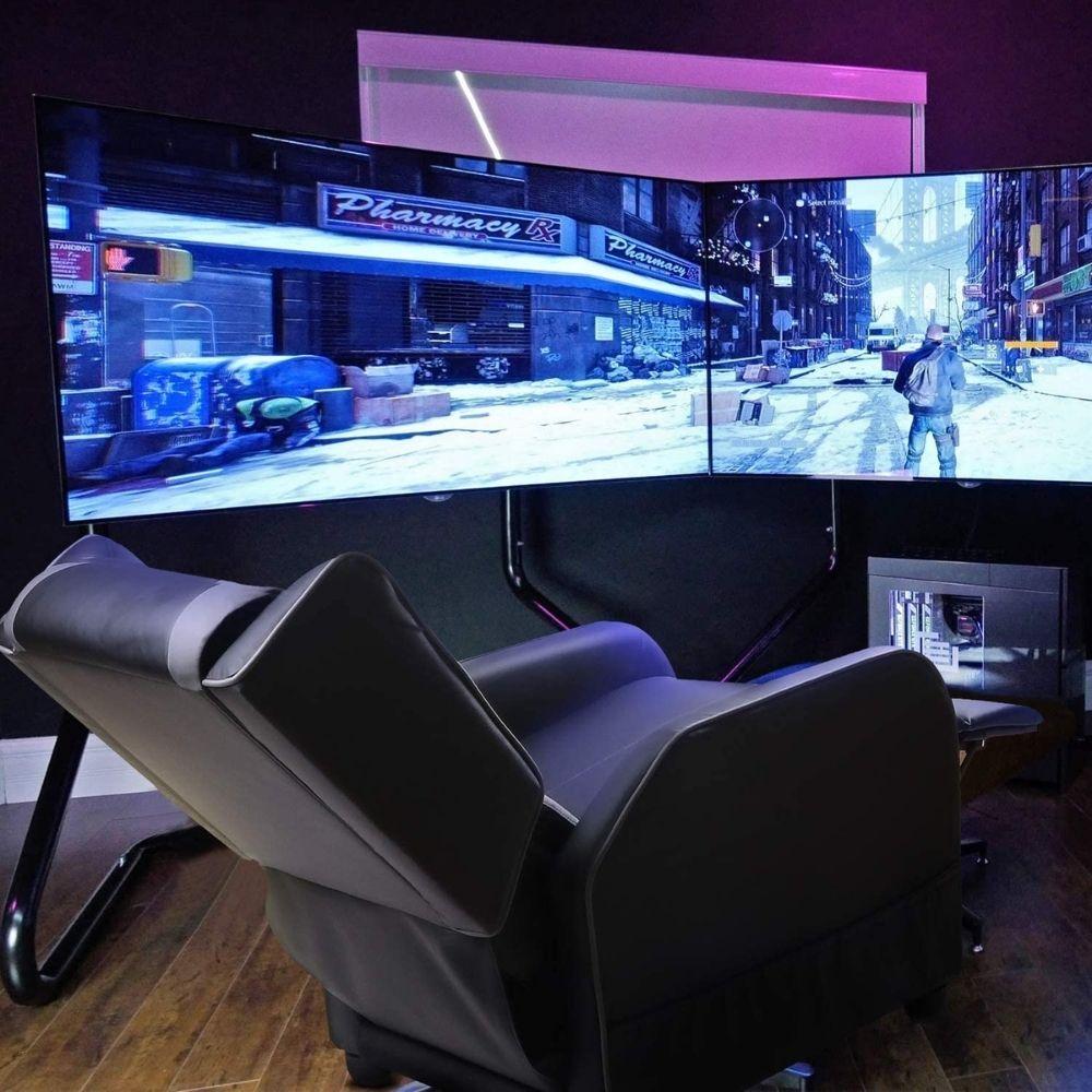 Vitesse Gaming Recliner Chair