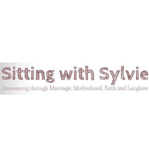 Sitting with Sylvie