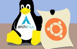 arch-ubuntu