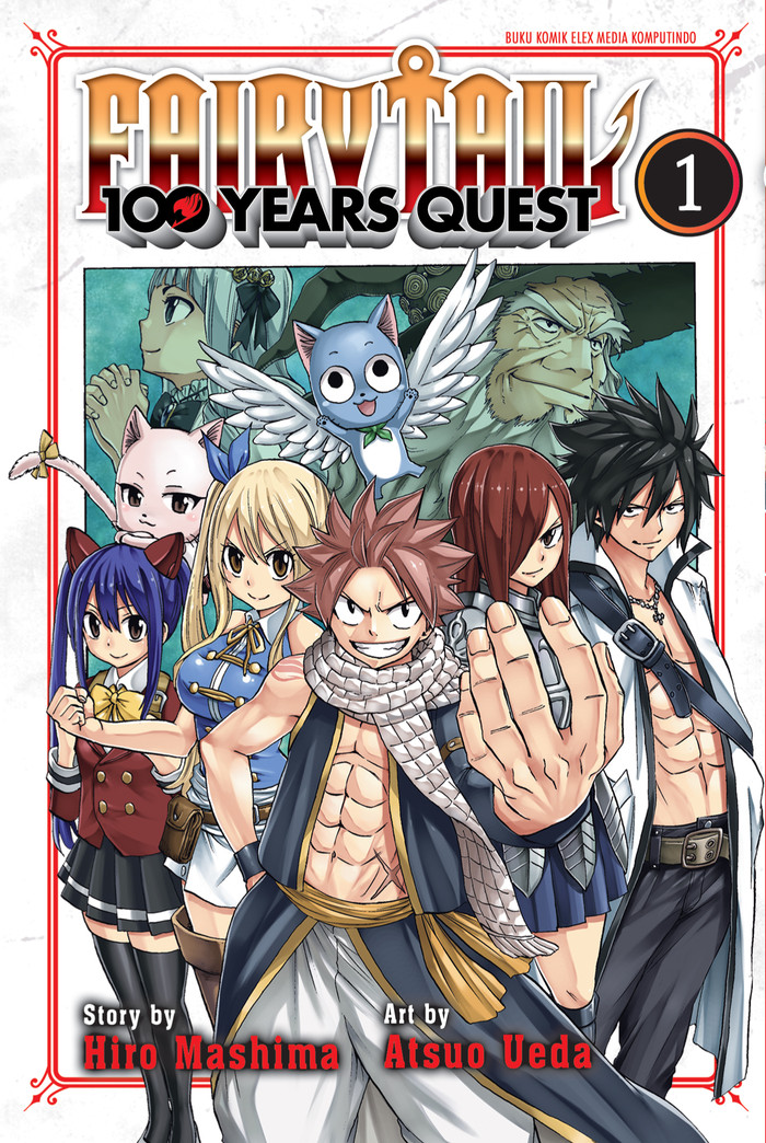Fairy Tail: 100 Years Quest Chapter 80
