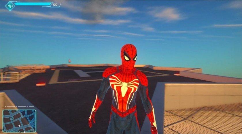 GTA San Andreas Mods Tambahkan Insomniac Spider-Man