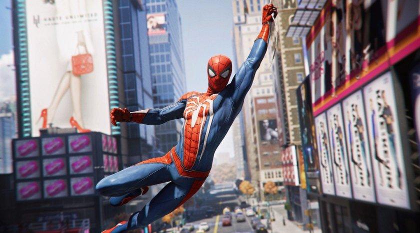 Spider-Man Adalah Game Kedua Dengan Penjualan Tercepat Di Tahun 2018