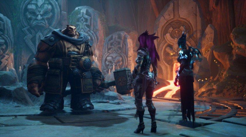 Respon THQ Nordic Terhadap Review Negatif Dari Darksiders 3