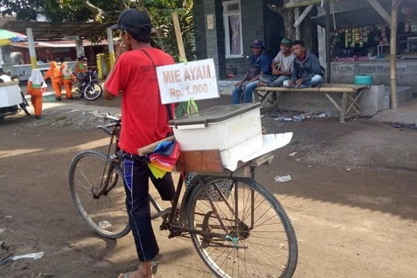 Mie Ayam Rp 1000 Paling Murah Viral