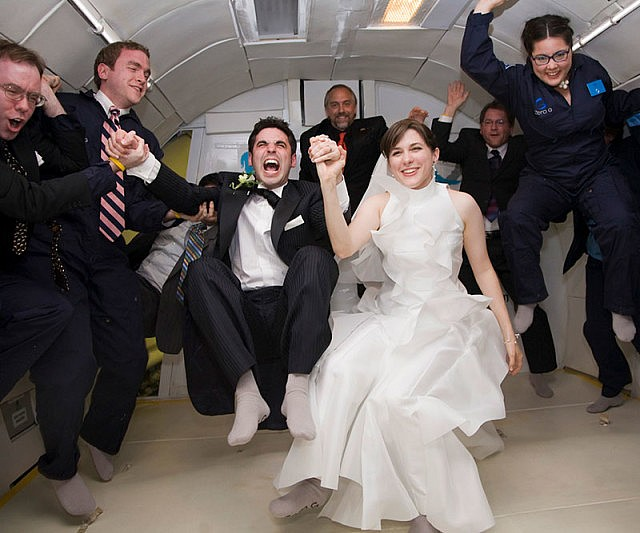 Pernikahan Anti Mainstream Asal Amerika Serikat