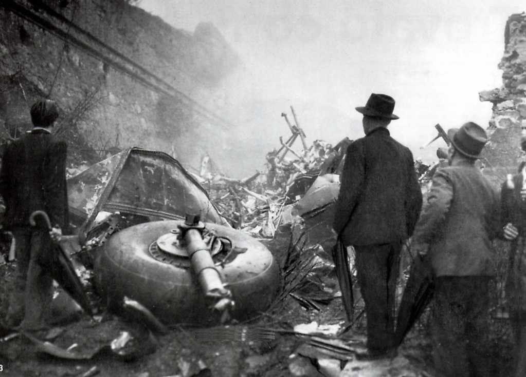 Tragedi Munchen Jatuhnya Pesawat Membawa Pemain Manchester United