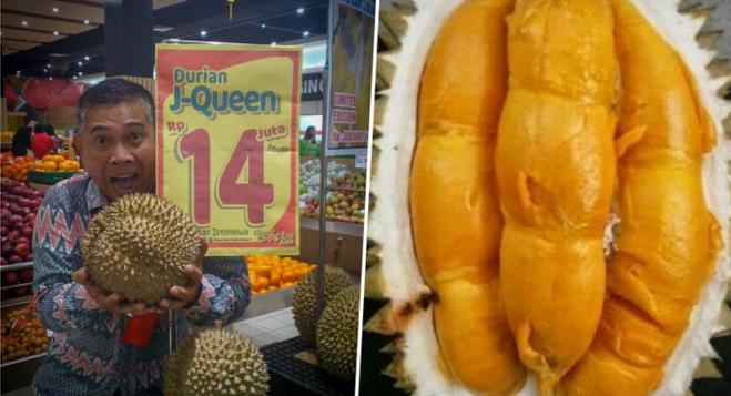 3 Durian Termahal Di Dunia