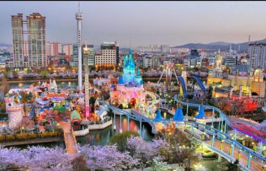 Lotte Word, Korea Selatan