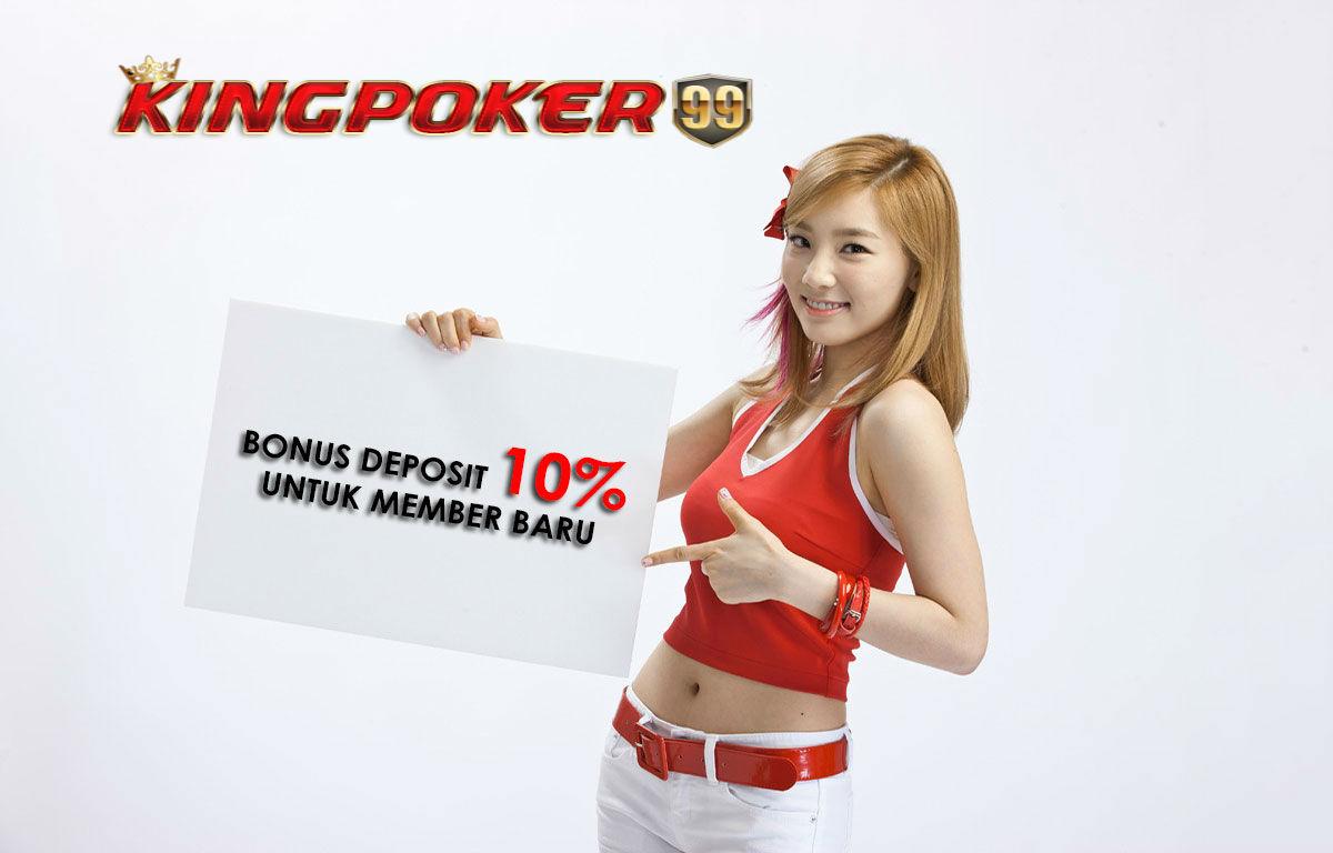 bonus kingpoker99