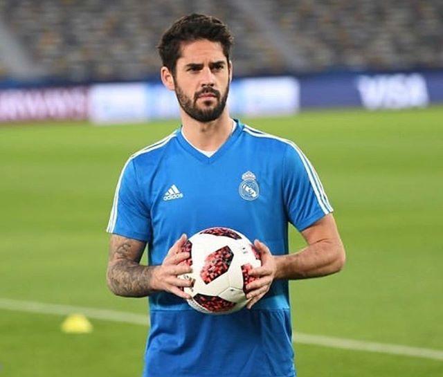 Juventus Segera Mendaratkan Isco Ke Turin