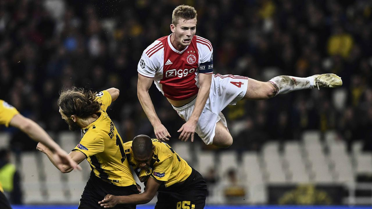Saatnya Ajax Tuntaskan Dendam Kepada Juventus