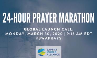 Síť víry se připojuje k modlitbám BWA za svět