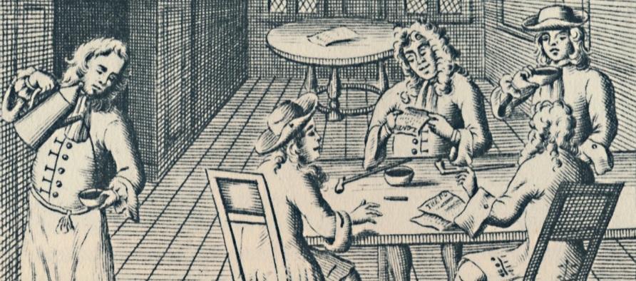 Londýnské baptistické kavárny 1690