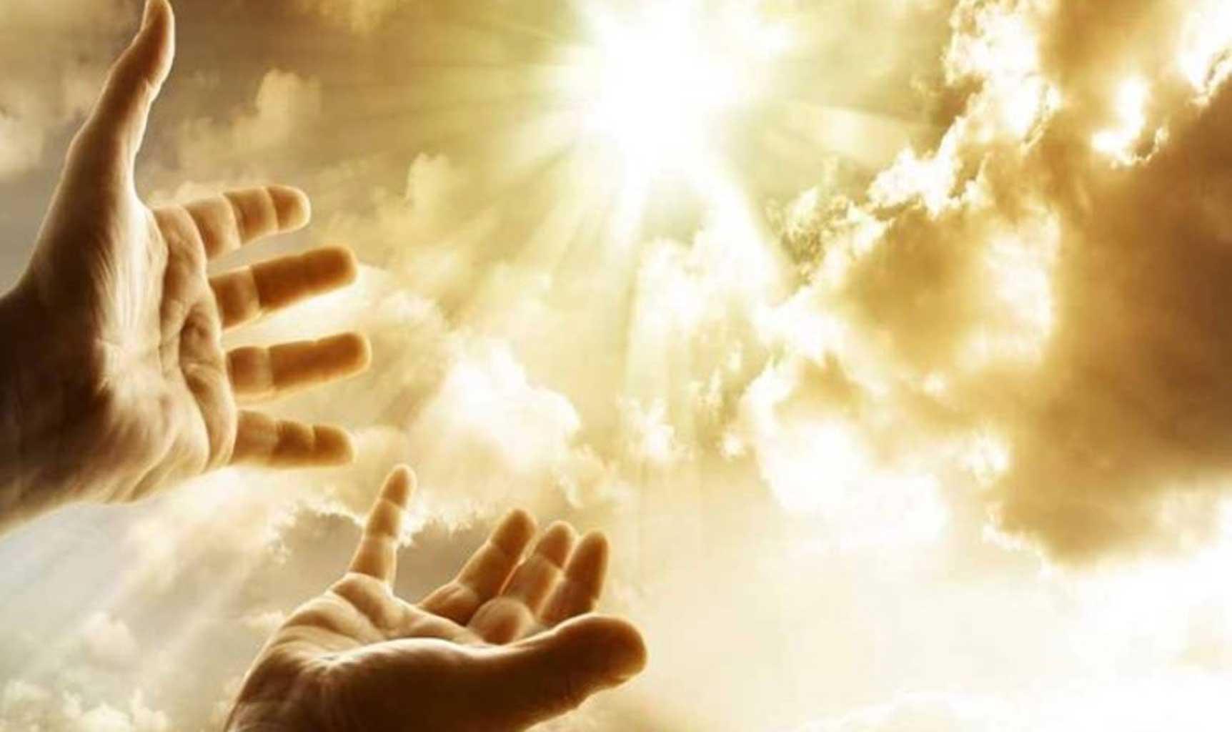 Bůh se přiznává ke svému milovanému Synu