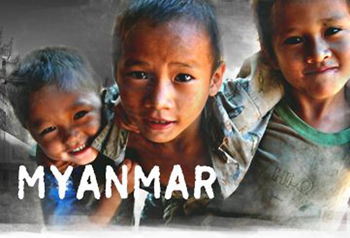 Prosba o modlitby za Myanmar 2021