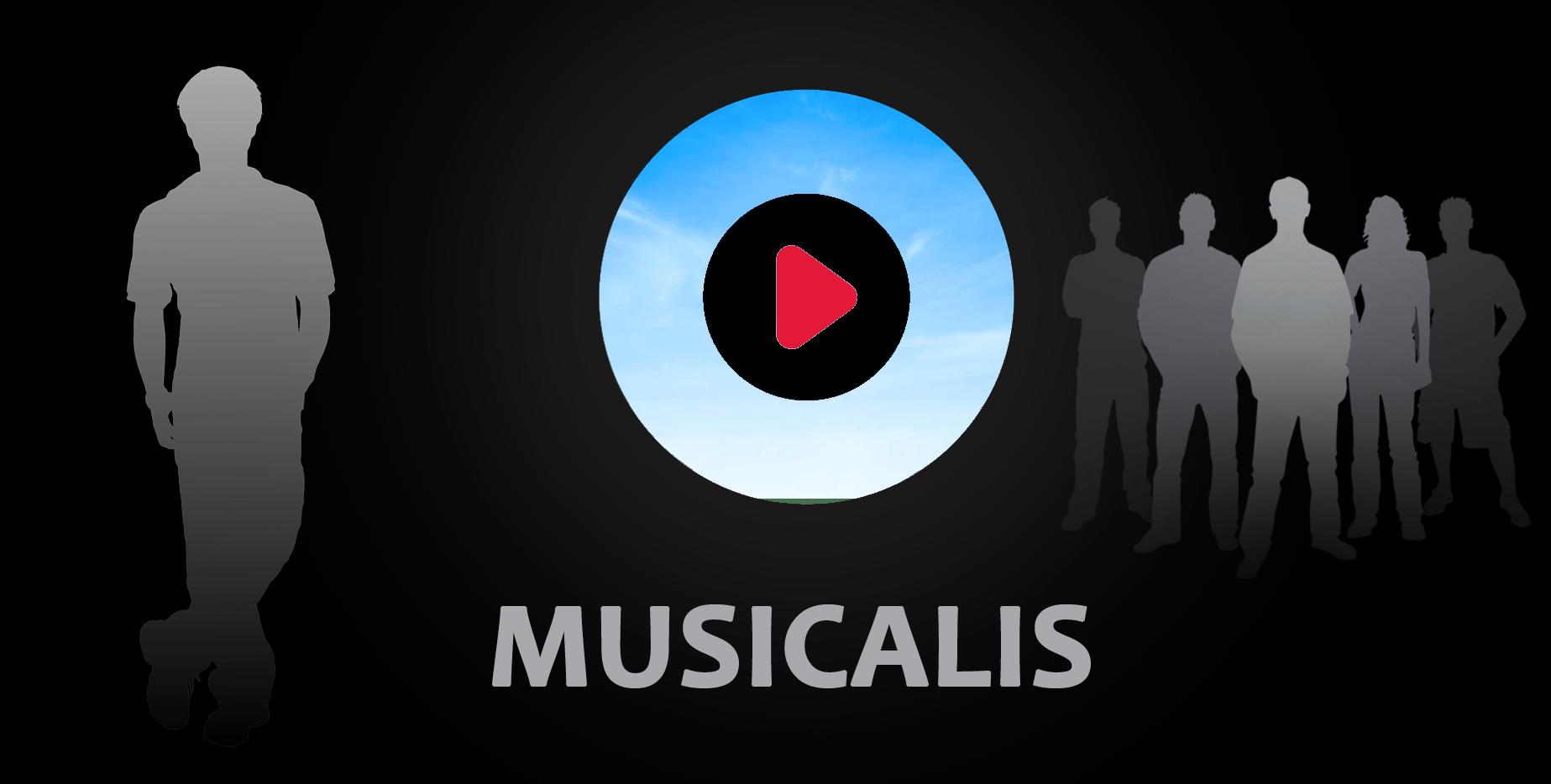 MUSICALIS.CZ – nový hudební projekt 2021
