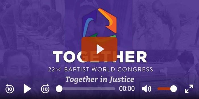 TV 4YOU: Zahajovací shromáždění 3. dne kongresu BWA