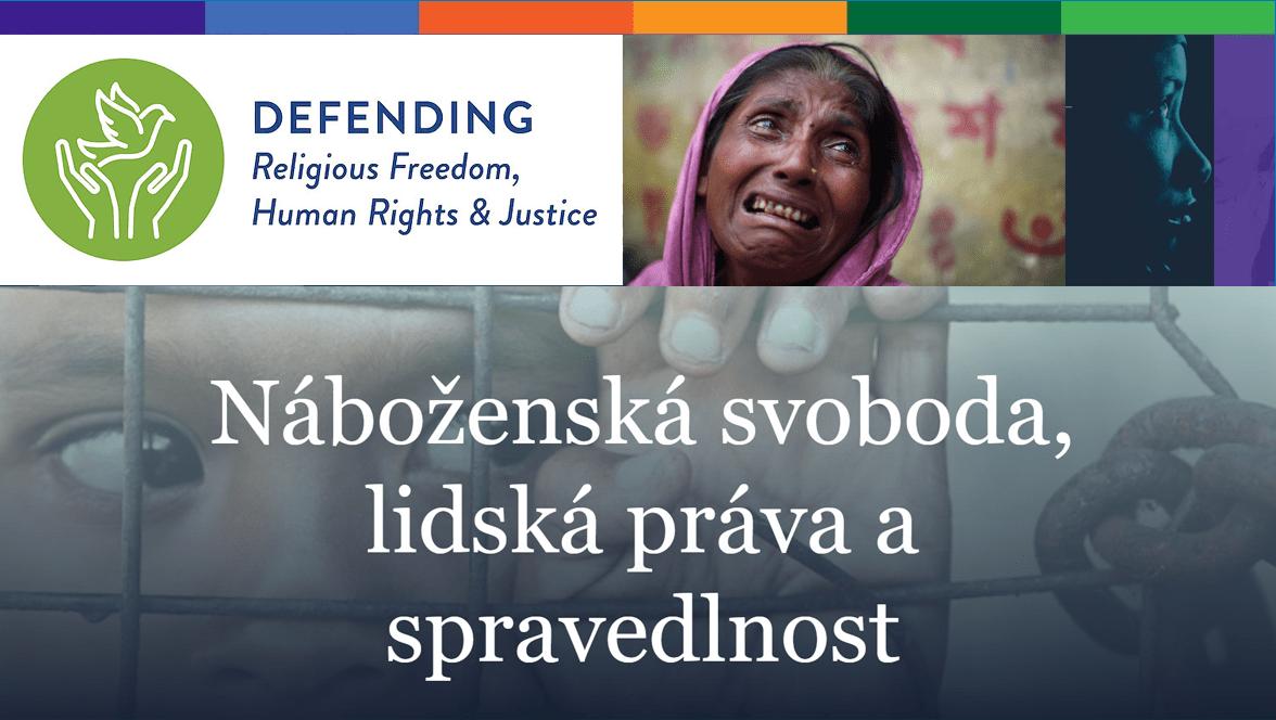 Téma 3. dne kongresu: Ochrana lidských práv