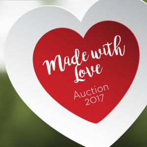 Made with Love Auction 2017