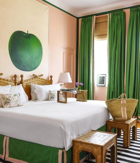 Комнатные фото обои – над кроватью и на стенах, примеры ...