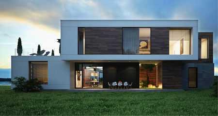 Фасады деревянных домов фото двухэтажных домов – Фасад ...