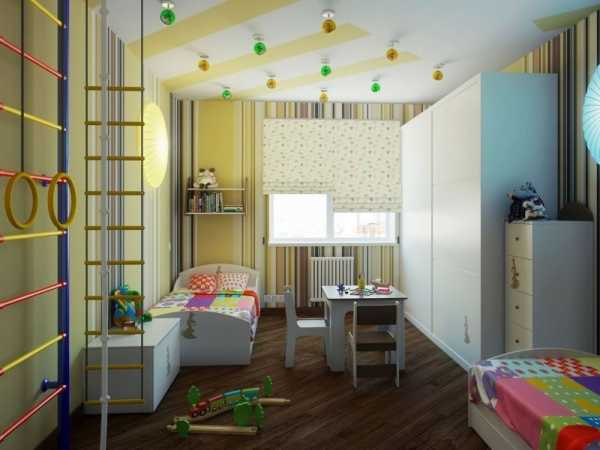 Интерьер для детской комнаты девочки фото – 92 фото ...