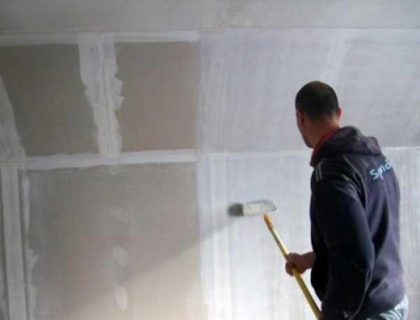 Как подготовить стену к поклейке флизелиновых обоев ...