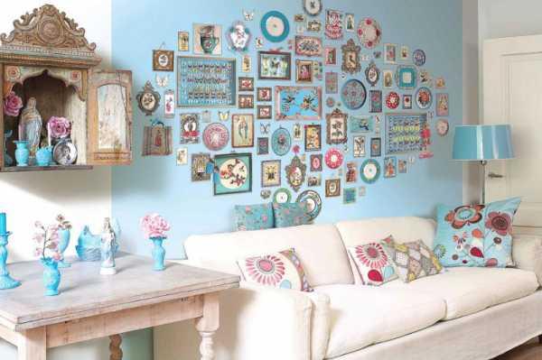 Как задекорировать стену своими руками фото – 100+ Лучших ...