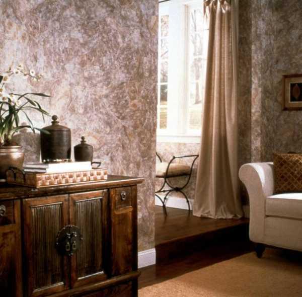 Красивые обои в зал фото – Обои для зала, виды и особенности