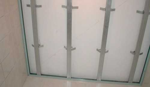 Крепление панелей пвх к металлическому профилю – Как ...