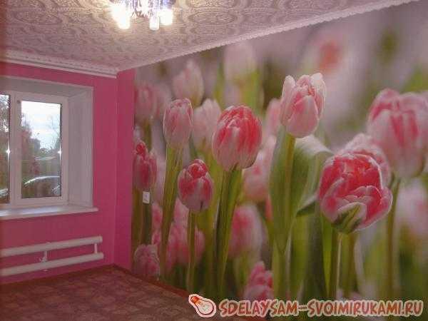 Обои дома ремонт – Обои для стен купить в интернет ...