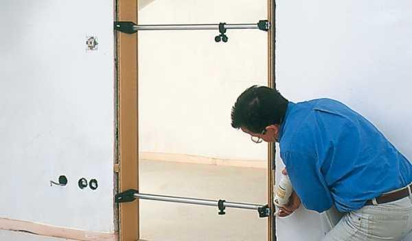 Размеры дверной коробки – ширина, высота стандартной двери ...